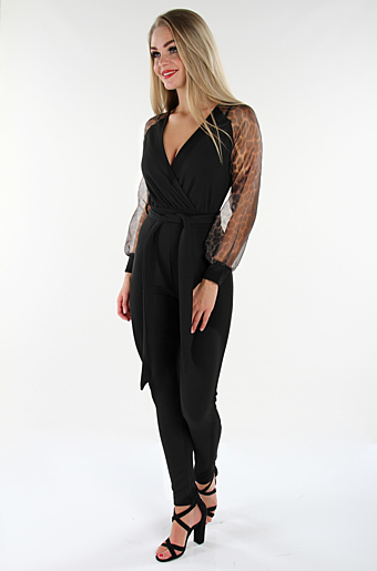 Rhea Jumpsuit Sort