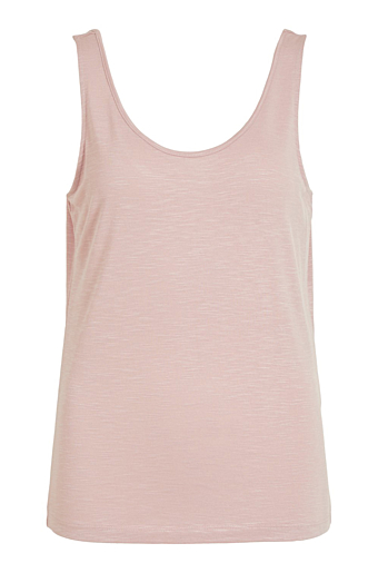 Vinoel Top Pale Mauve