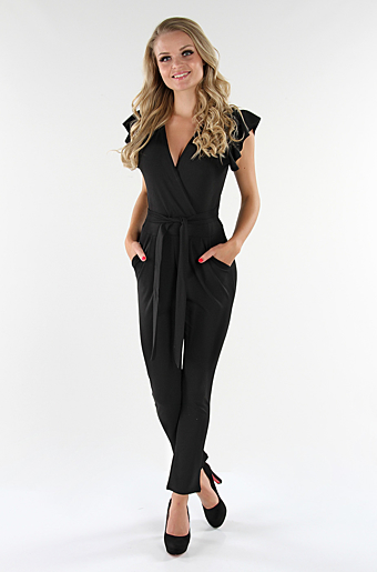 Kassia Jumpsuit Sort