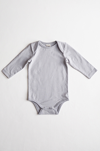 Charlie Body Soft grey