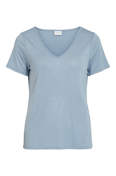 Vinoel T-shirt Ashley Blue
