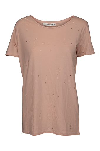 Basic T-shirt Cameo rose