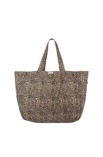 Leo Weekend Leopard brun