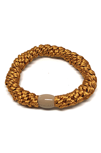 Braided Hairties Guld