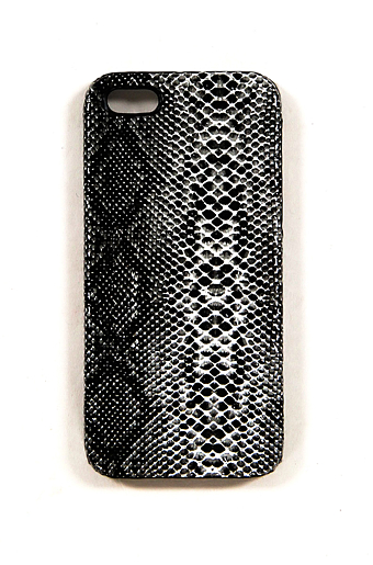 Iphone 5 Cover Sort snake