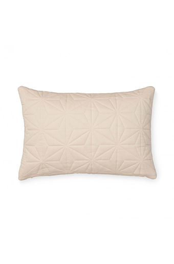 Aflang Quilt Pude Nude