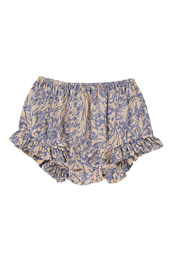 Parly Dobby Bloomers Blue shade