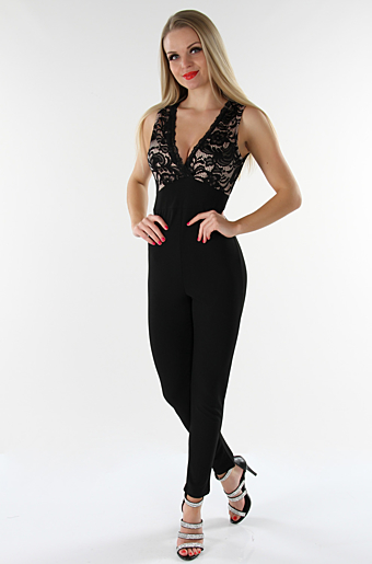 Zaya Jumpsuit Sort