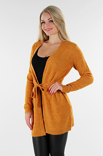 Vivikka Cardigan Golden Oak