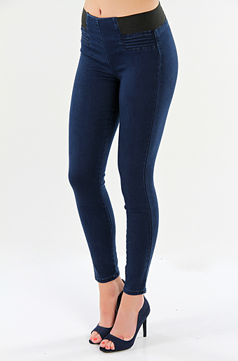 Rinea Leggings Denim