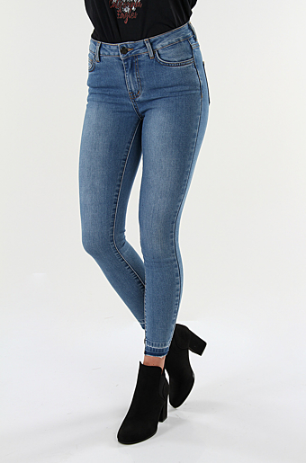 Vicommit Denim Jeans Blue denim