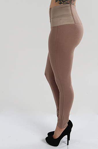 Genera Leggings Beige