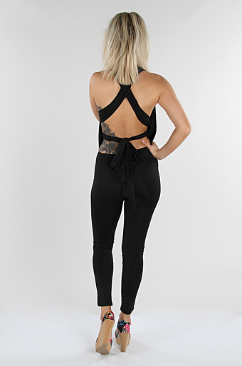 Dania Cross Over Jumpsuit Sort
