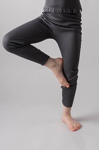 Bieber Leggings Dark grey