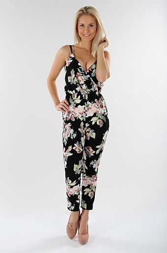 Floral Jumpsuit Sort