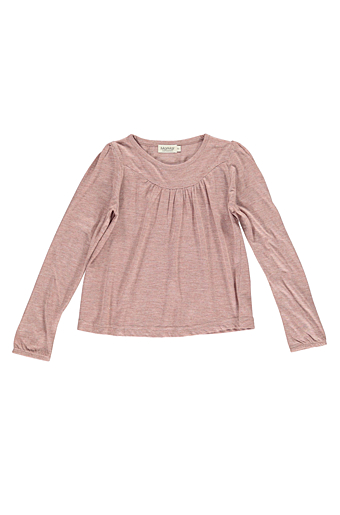 Thit Jersey Bluse Antique rose