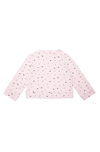 Baby Beach Sweatshirt Rose