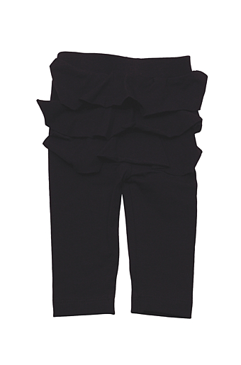 Ruffle Baby Leggings Sort