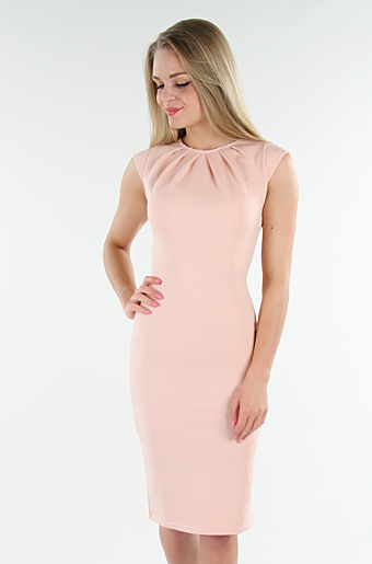 Amy Bodycon Kjole Rose