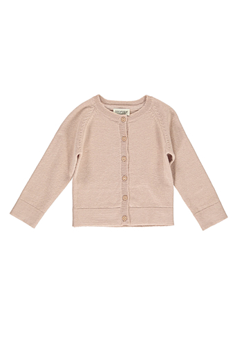 Totti Cardigan Dusty Rose