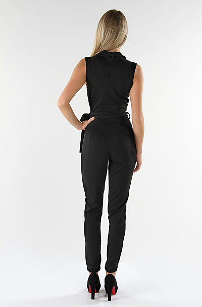 Elise Jumpsuit Sort