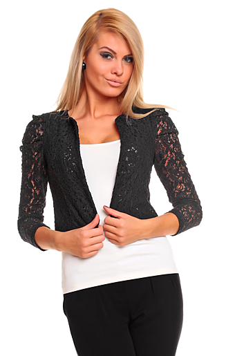 Orcelly Blonde Bolero Sort